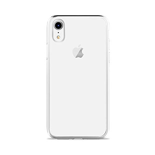 PURO puci120 – Cover per Apple iPhone XR, Trasparente