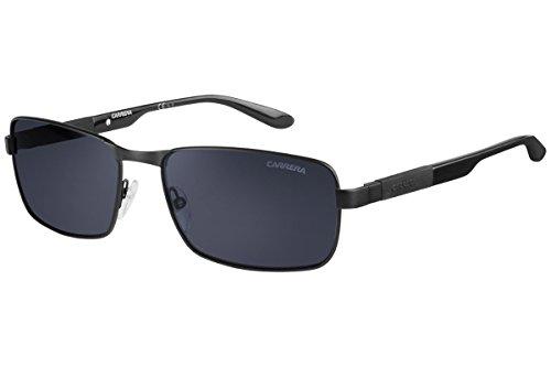 Carrera Herren 8017-S-10G-BN Sonnenbrille, Schwarz (Negro), 58