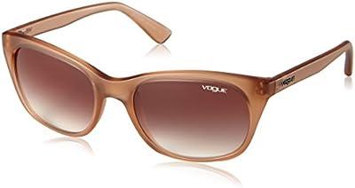 Vogue - Gafas de sol Mod.2743S para mujer, Arancione/Pink gradient