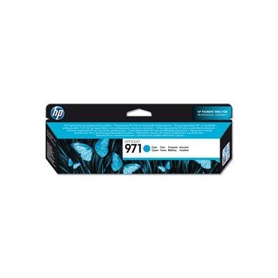 1x Cartouche d'encre HP cn622ae HP 971d'origine pour HP Officejet Pro X 451DW–Cyan–Puissance: env. 2500pages