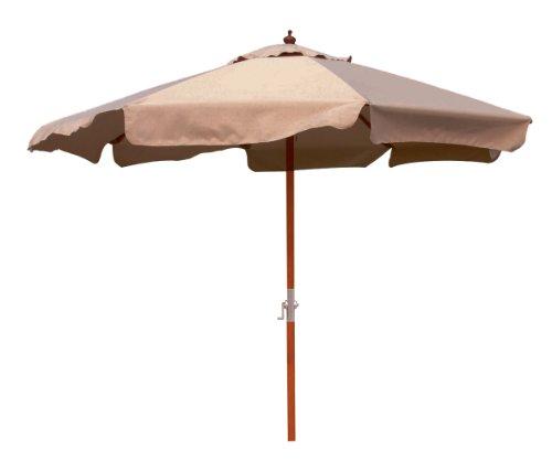 Regenschirm wood island-cm.200x300 6-38