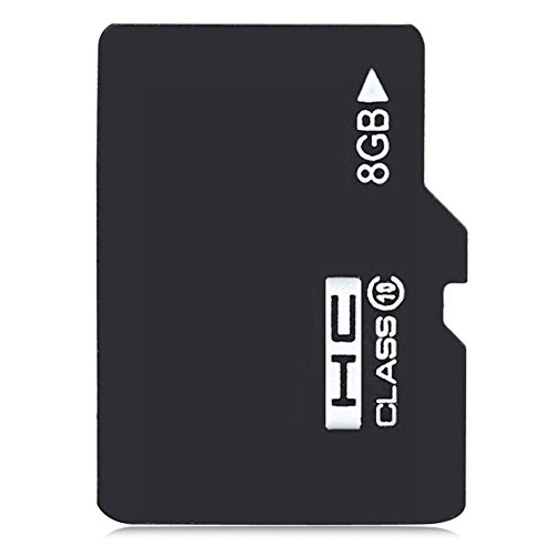 ZHUOTOP 8 GB GPS mapa tarjeta micro SD para coche reproductor de DVD navegación con mapa más reciente