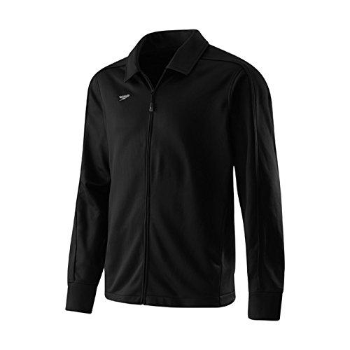 Speedo 7201482Womens Streamline Warm Up Jacket Speedo Black
