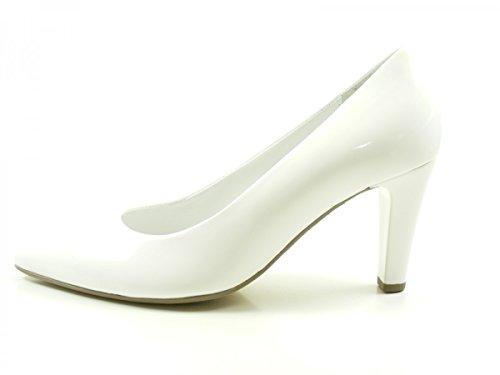 Gabor 61-280 escarpins femme Weiß