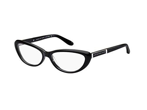 Marc By Marc Jacobs Für Frau 570 Easy To Wear Shiny Black Kunststoffgestell Brillen