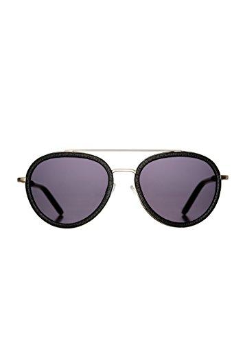 Preisvergleich Produktbild Marshall Mick Small Sonnenbrille schwarz (Second Skin/Dark Smoke Grey)-Onesize