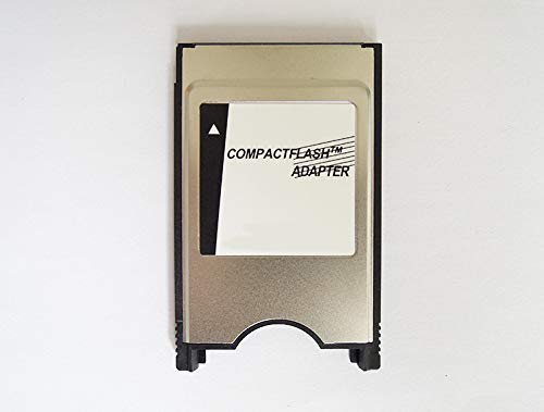 Ata-flash-speicherkarte (POTON PCMCIA Compact Flash Card CF auf PCMCIA PC Speicherkarte Adapter Reader ATA Flash/UDMA)