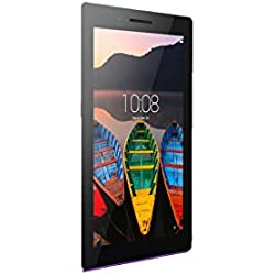 Lenovo TAB3 7 Essential 7-Inch Tablet - (Dark Purple) (MediaTek MT8127, 1 GB RAM, 8 GB eMMC Storage, Android 5.0)
