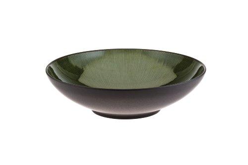 Mikasa Bali Breeze Gemüseschüssel, 25,4 cm Green Open Vegetable Bowl