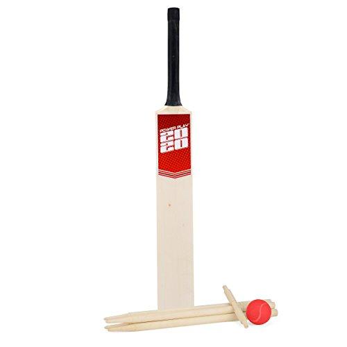 Unbekannt Toyrific Cricket Set (Größe 3)