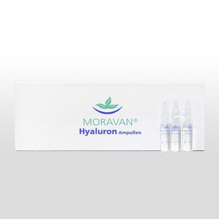 moravan Hyaluronique Ampoules 10 x 2 ml