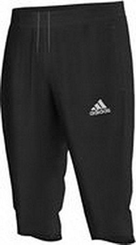adidas Core 15 Pantacourt Homme noir/blanc