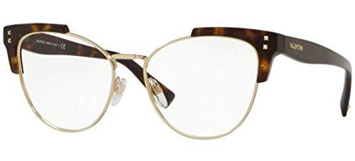 Valentino Brillen VA 3027 HAVANA Damenbrillen