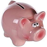 Preisvergleich für Spardose mit Schloss ''Schwein'' | Sparbüchs für Kinder | Geschenkideen für Männer | Spardose mit Schloss | Sparschwein | Sparbüchse abschließbar | Preis am Stiel®