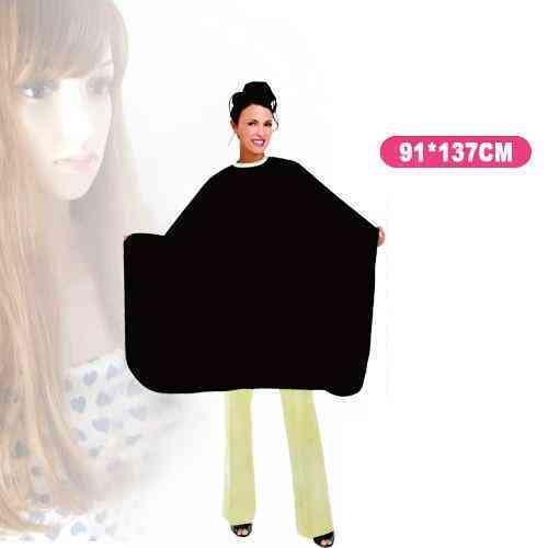 Cape pour Hair-Cut couleur cheveux Rouleaux 36 * * * * * * * * 54 cm