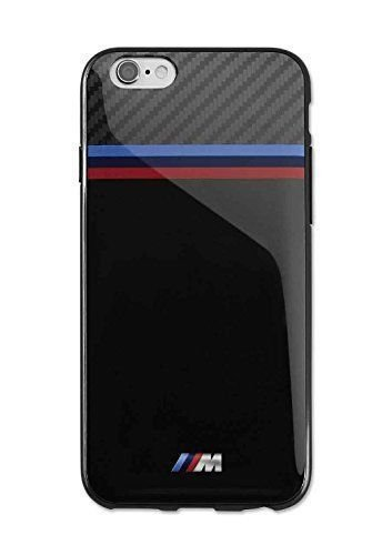 Original BMW M Handyschale Softcase Carbon für Apple iPhone 7 - Kollektion 2016/2018