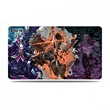 Ultra Pro 84790 - Force of Will A2 Shadow Seven Kings Play Mat, Kartenspiel