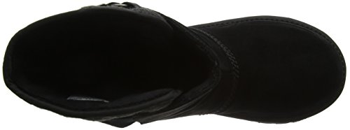 Sorel Newbie, Bottes femme Noir (Black, Grill 010)
