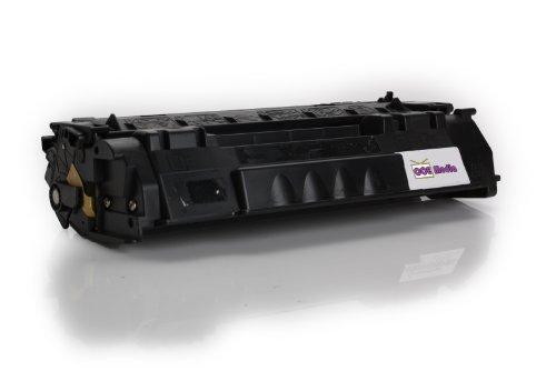 Toner kompatibel zu HP 53A Q7553A schwarz 3.000 Seiten