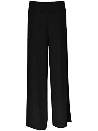 lush-clothing-pantalones-tipo-palazzo-para-mujer-de-pernera-ancha-acampanados-negro-negro-m-l