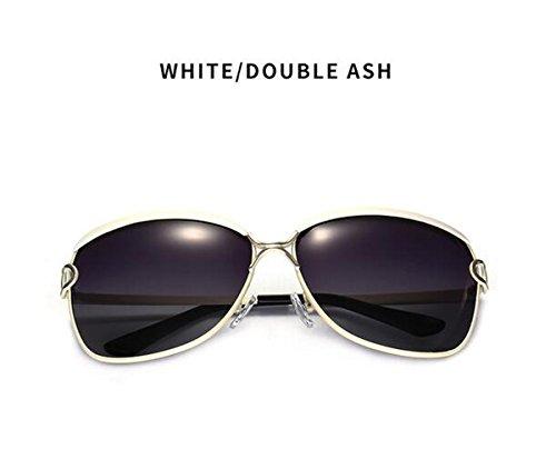 Maytree Occhiali da sole degli occhiali da sole stile sportivo con telaio pieghevole Anti-graffio antiurto per i motociclisti e le donne Ciclismo Pesca in esecuzione Guidare Escursioni Golf