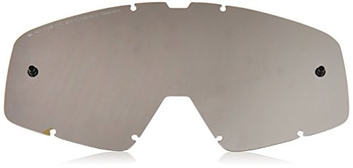 Fox Brillenglas Main Replacement Lenses Spark, Race Yellow/Clear, One size, 12608-903 -