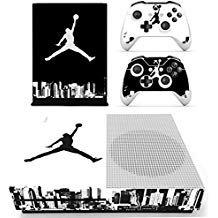 L'Amazo Aufkleber für Xbox One S, Design American Football Basketball Baseball Stil -