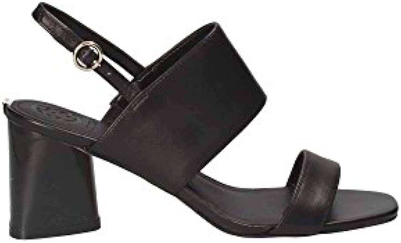 Guess FLSDN2 LEA03 Sandalen mit Absatz Frauen