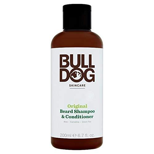 BullDog Original 2en 1Champú Acondicionador barba