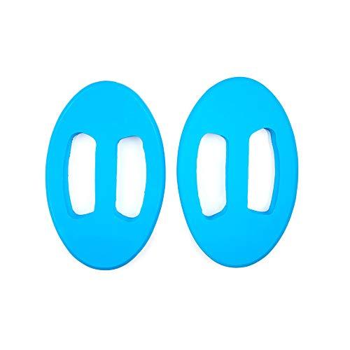 ccfEncounter ZurüCk Schwimmer Schwimmen GüRtel Wasser Aerobic ÜBung Aqua Fitness Schwimmen TrainingsgeräTe Board FüR Kinder Schwimmen AnfäNger,SchwimmbadgeräTe Schaum Kick Board,Blue