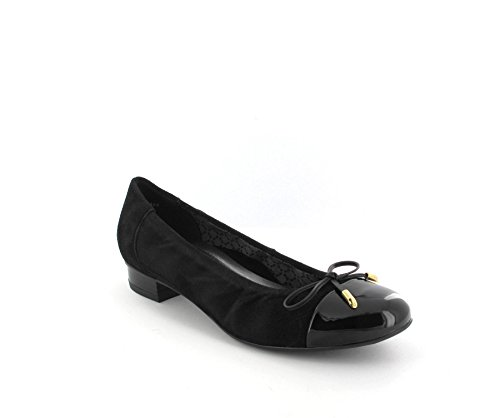 ara, Ballerina donna, Nero (nero), 41.5