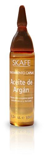 Caja 4 Ampollas de Tratameinto de Aceite de Argán