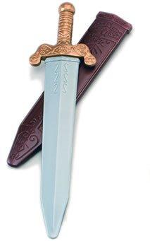 Plastic Roman sword and sheath Accessory Roman Fancy Dress