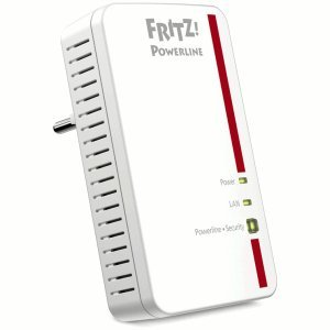 AVM FRITZ!Powerline 1000E Single 1200 MBit (1x LAN)