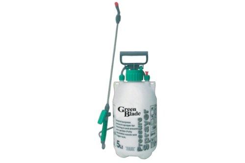 Pompa a spalla Greenblade da 5 lt per irrigazione o prodotti anticrittogamici