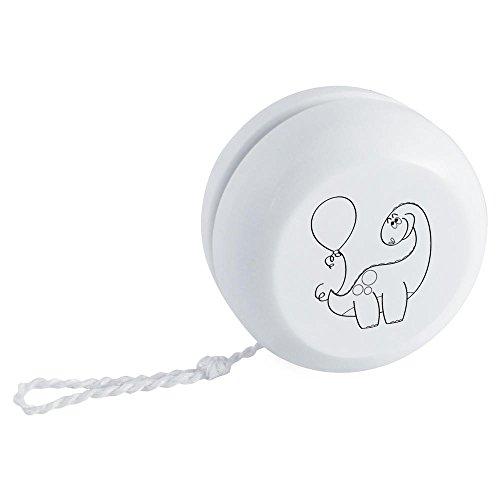 'Dinosaurier mit Ballon' Yo-Yo (YY00000223) - Ballon Yoyo