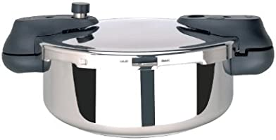 Sitram PSIFOAU04 Autocuiseur inox supérieur 18/10 Sitraforza 4 litres
