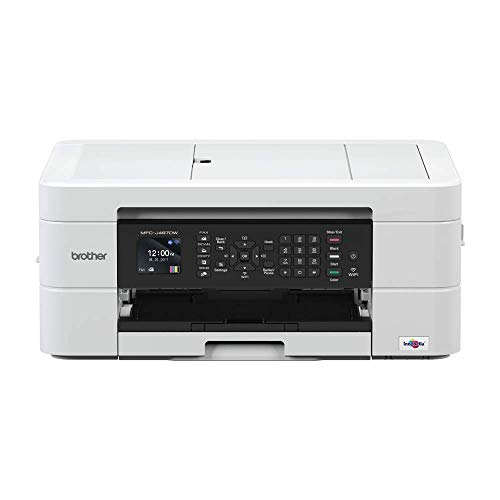 Brother MFC-J497DW A4 Colour Ink...