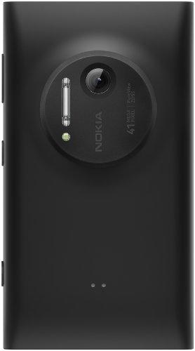 Nokia Lumia 1020 - Smartphone libre Windows Phone  pantalla 4 5   c  mara 41 Mp  32 GB  1 5 GHz  2 GB RAM   negro  importado