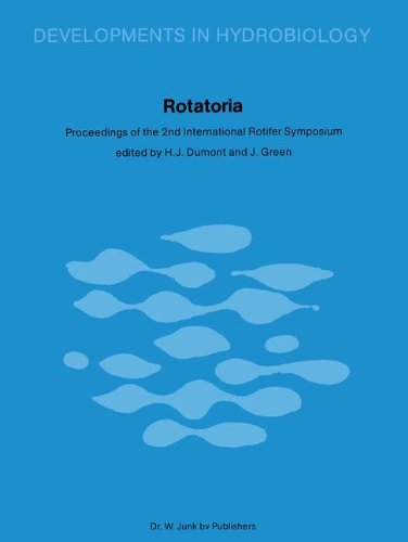 Rotatoria: Proceedings of the 2nd International Rotifer Symposium held at Gent, September 17-21, 1979 (Developments in Hydrobiology (1), Band 1)