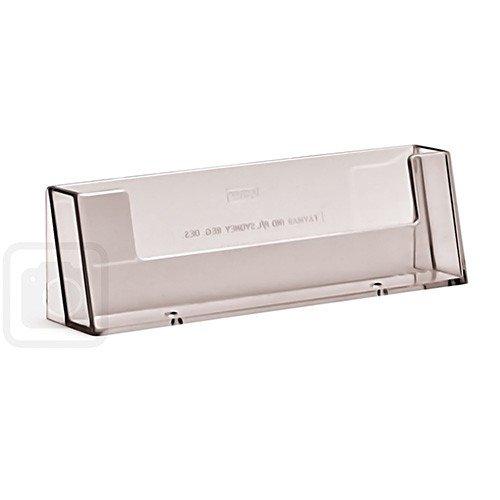 TAYMAR® DIN lang Prospekthalter im Querformat, Transparent (CL230)