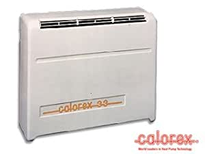 Déshumidificateur Calorex DH33AX 1.25l/h à dégivrage Calorex DH33AX