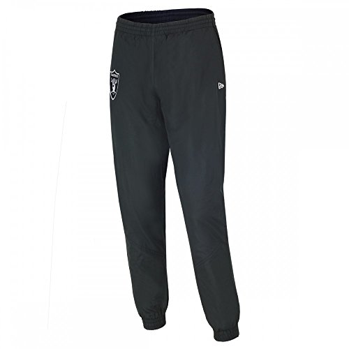 New Era Herren Trainingshose Remix II Woven Track Pant Oakland Raiders M (Pant Team Track)