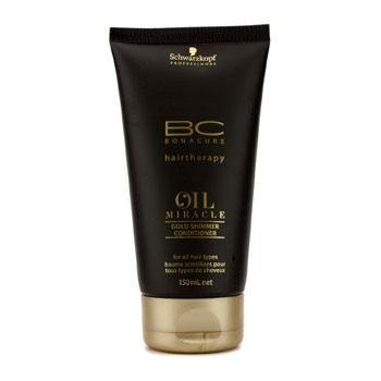 Schwarzkopf 16059100744 BC Oil Miracle Gold Shimmer Conditioner - For All Hair Types - 150ml-5oz by Schwarzkopf