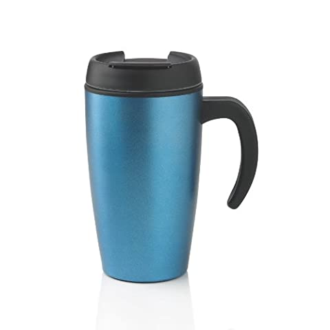 XD Design XDP432005 Urban Mug Anti-Fuites Bleu