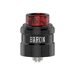 Geekvape Baron BF RDA – 24 mm Ø – Dual Coil – Dripper