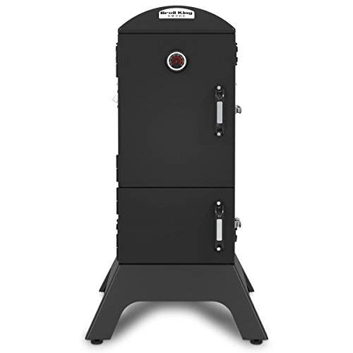 Broil King Carbon Vertical Smoker 2019