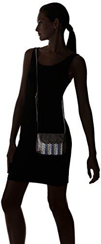 Lollipops Yasmin 22263, Borsa a spalla donna Nero (Black (nero))