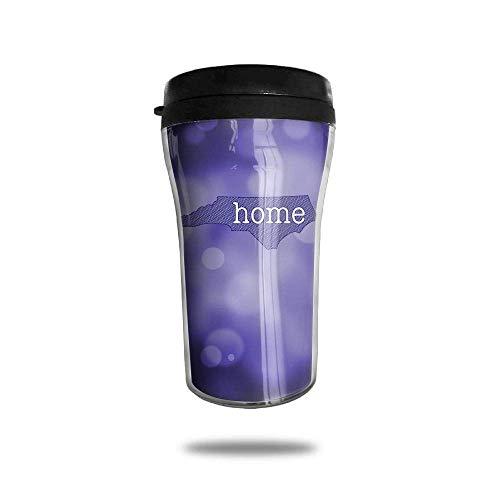 North Carolina Single (Mug Stainless Steel North Carolina Is Home Travel Tumbler Small Travel Mug Sport Bottle Cup 8.5 Oz New8)