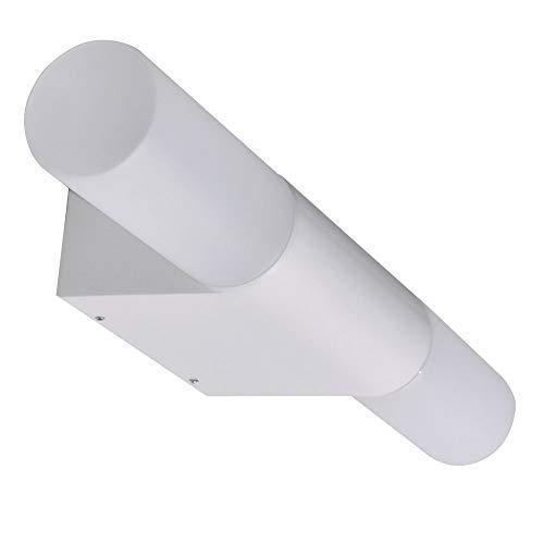 Applique LED miroir de salle de bain spot lampe en verre blanc Nordlux 63351001